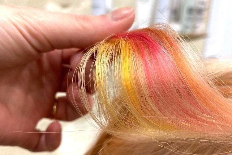 2 jours de training couleur avec Marie-Lou !