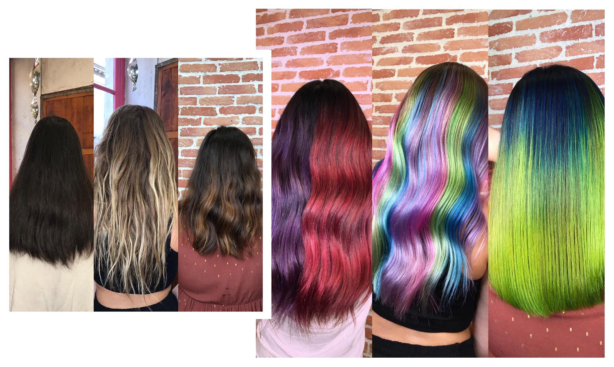 Formation couleur pour l'équipe du Petit Salon !
