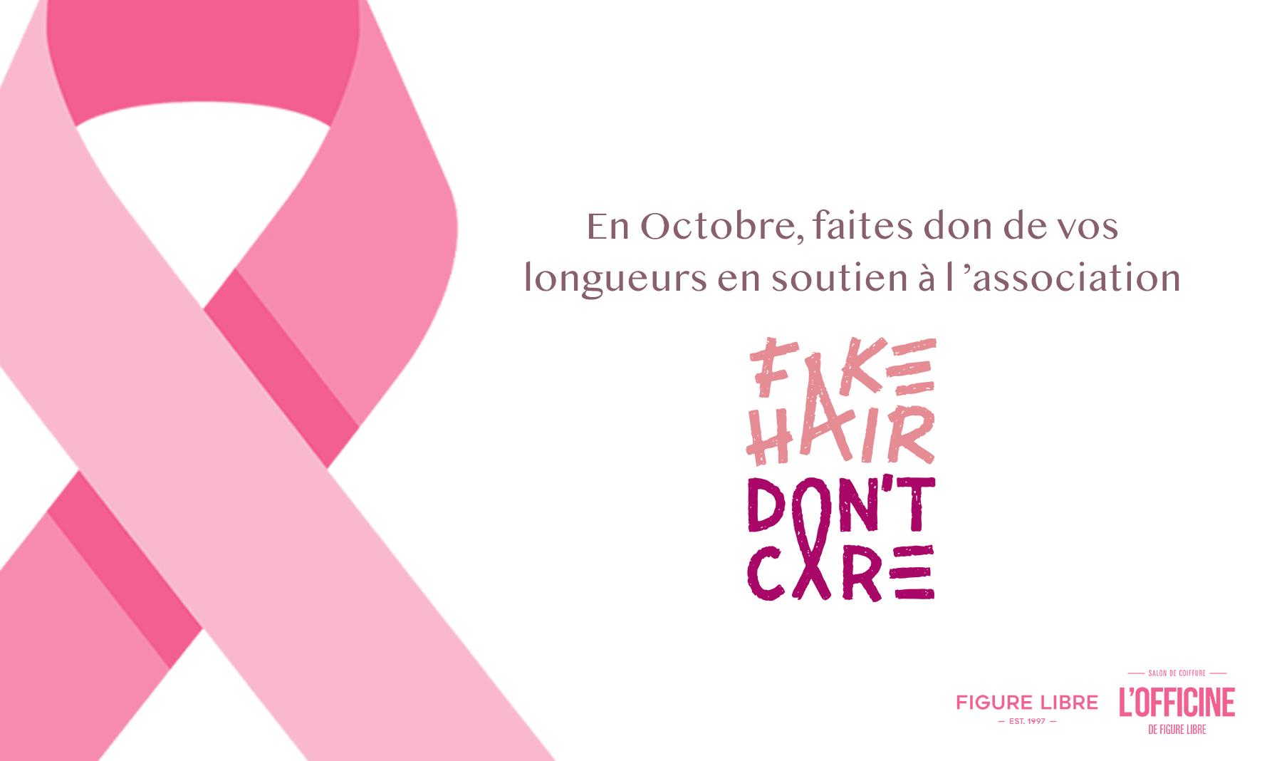 En Octobre, soutenons ensemble Octobre Rose et la lutte contre le cancer du sein !