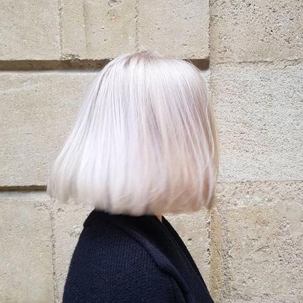 Blond polaire par Kévin, Saco Bordeaux