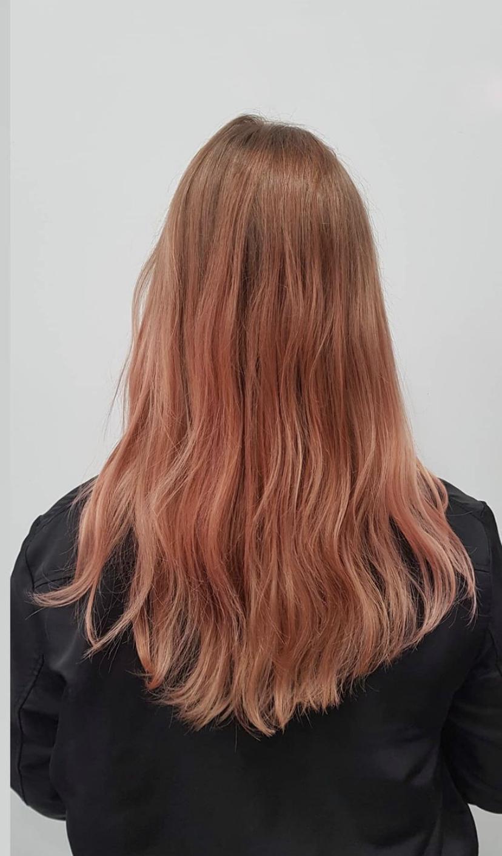 Blond Rosé par Kévin, Saco Bordeaux